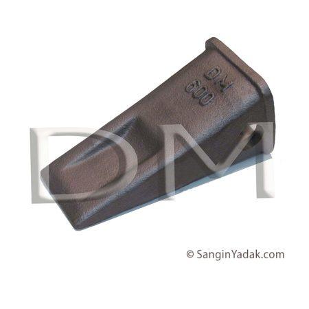 ناخن لودر کوماتسو DM089 - PC600