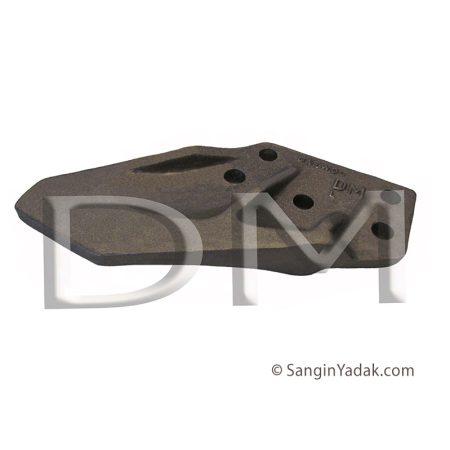 گوشه تیغ پاکت بیل دوو - DM115R سمت راست