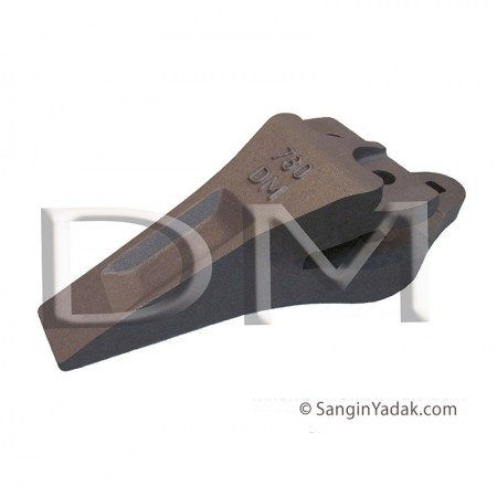 ناخن بیل هیوندای 760 سه پیچ - DM140