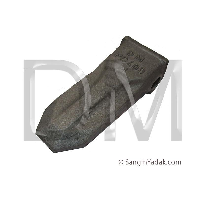 ناخن بیل کوماتسو PC400 منگنزی - DM160