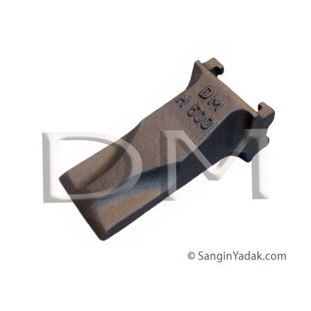 ناخن بیل هیوندای 500 سنگی - DM194