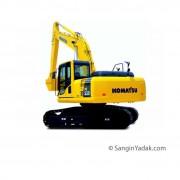 زیربندی بیل کوماتسو PC220-7