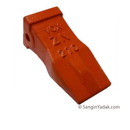 فروش ویژه ناخن بیل هیوندای 210 زنجیری VOX